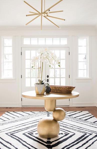 Turtledove Rug Foyer Design Modern Foyer Round Foyer Table
