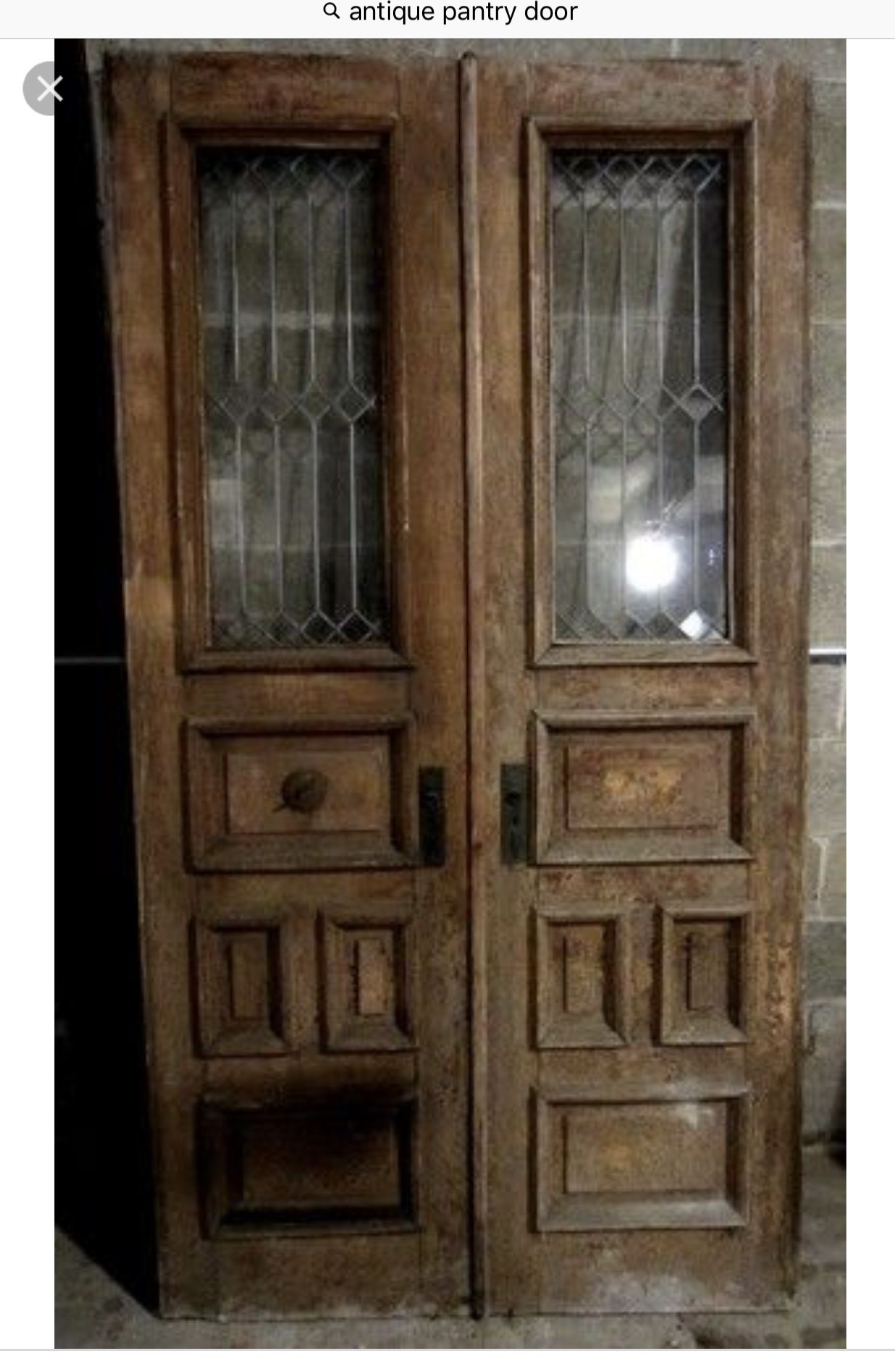 Antique Pantry Doors - Antique Pantry Doors Ideas For The House In 2018 Pinterest