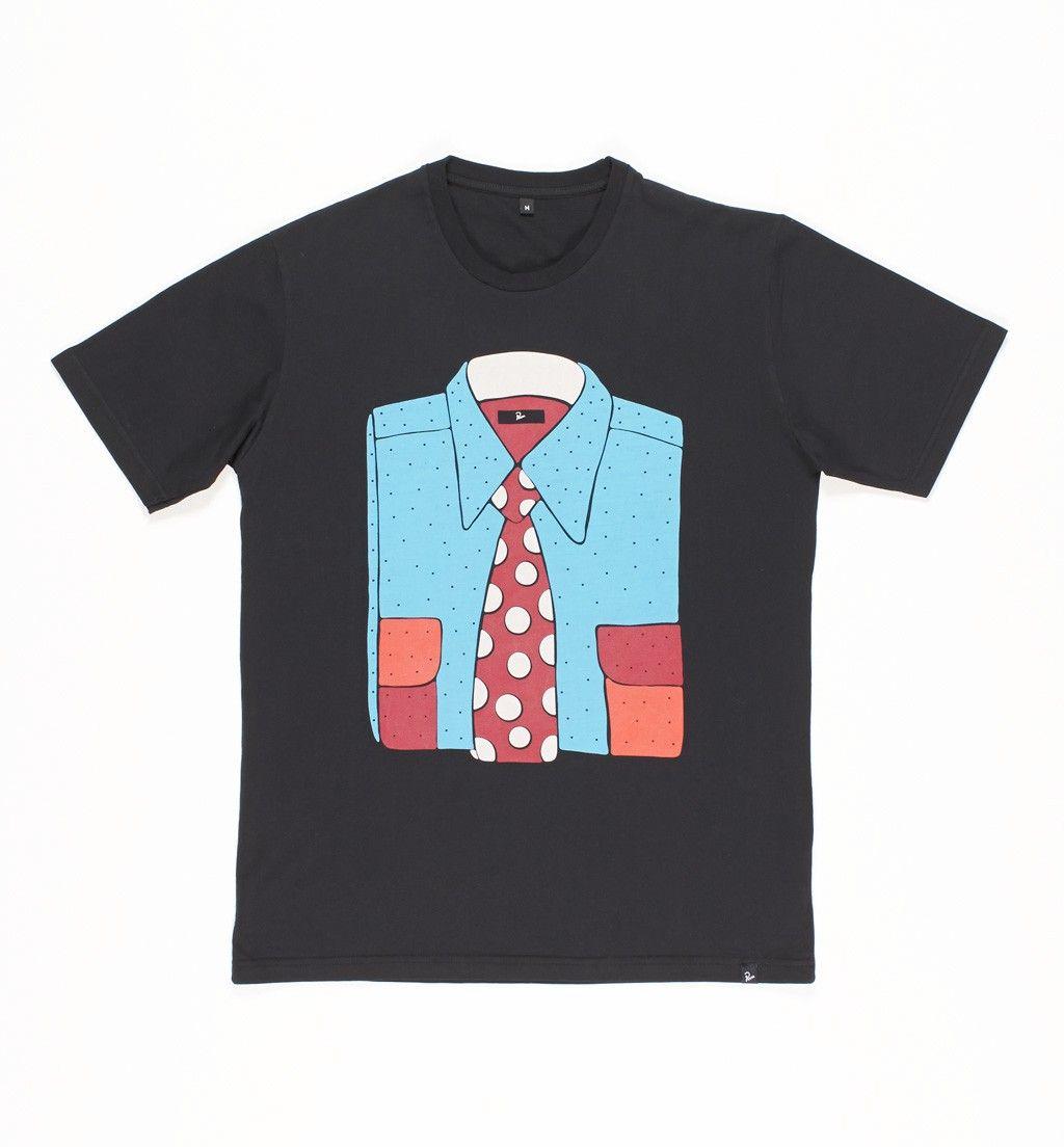 Shirt Tops FormalBy ShirtsMens T Parra Tees TlJc1KF