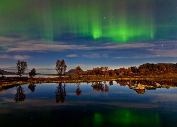 30 Brilliant Aurora Photography For Your Inspiration | Downgraf