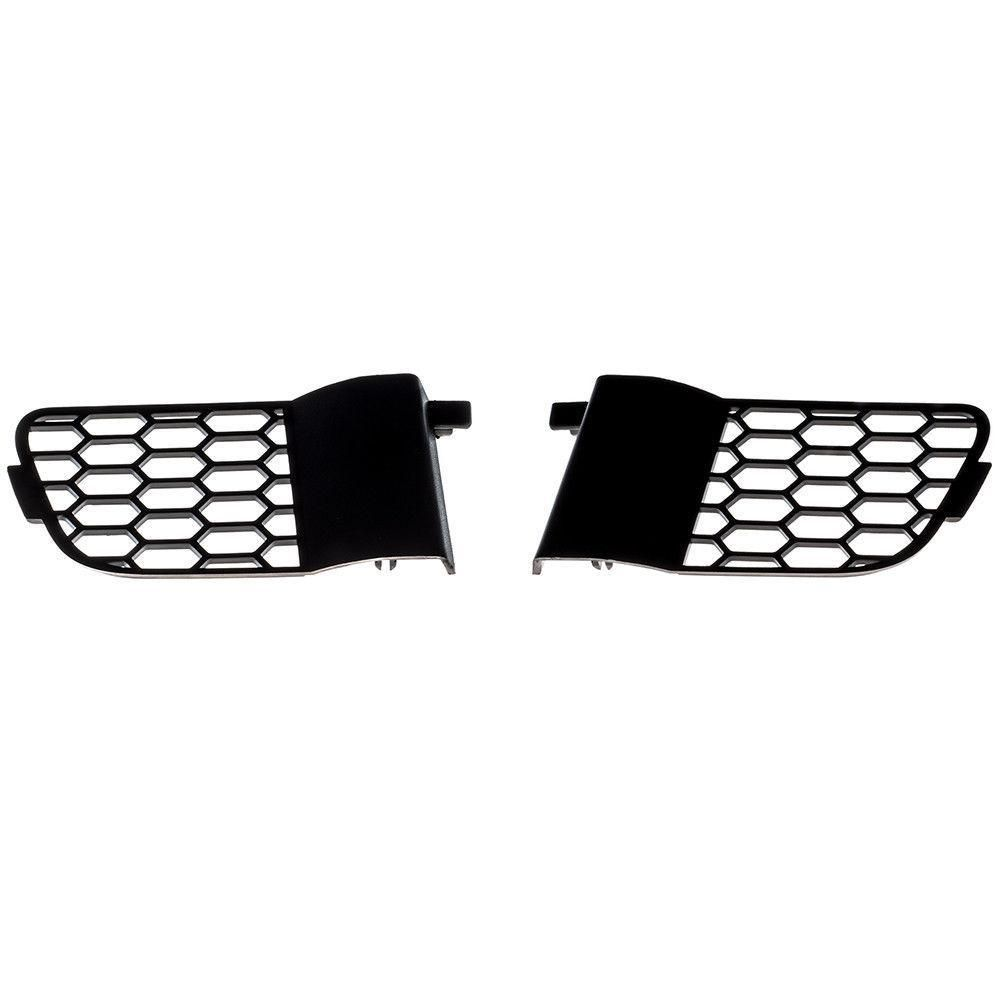 2004 2005 Ford F150 Front Lower Bumper Grille Black Right Left Cover Inserts Genuine Oem New Ford F150 F150 Ford