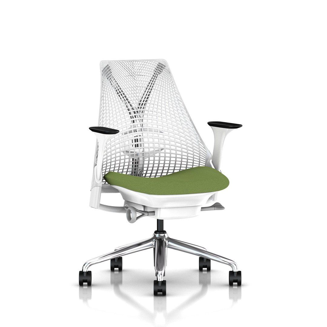 Herman Miller Sayl Chair   Suspension Back   Spec 4 Pictures Gallery
