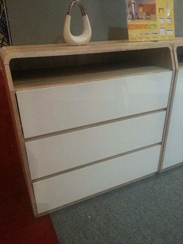 Silo Chest 3 Drawers