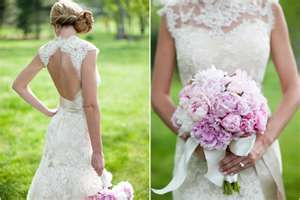 Image detail for -Wedding Coordinators | Viva L'Event vintage lace wedding gown ...