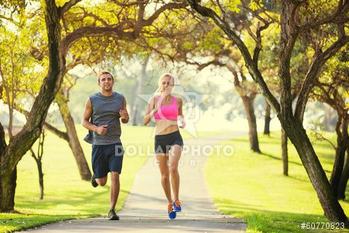 http://www.dollarphotoclub.com/stock-photo/Couple running in park/60770823 Dollar Photo Club millions of stock images for $1 each