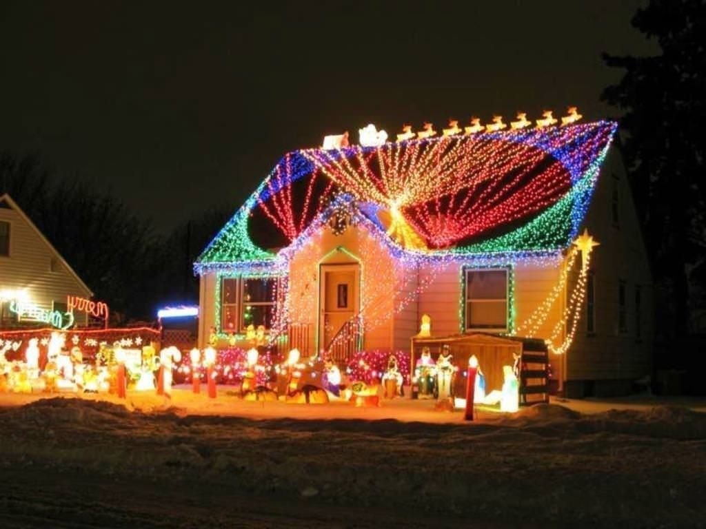20 Unique Outdoor Christmas Decorating Ideas Christmas