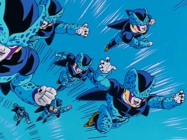 Watch This Scene I Promise Gohan Kills 8 Cell Jr S Not 7 Anime Dragon Ball Z Dragon Ball