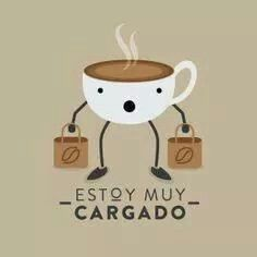 Cafe cargado