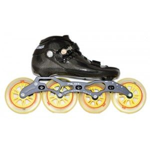 Luigino Challenge Inline Speed Skate With Spider Buckle Close Out
