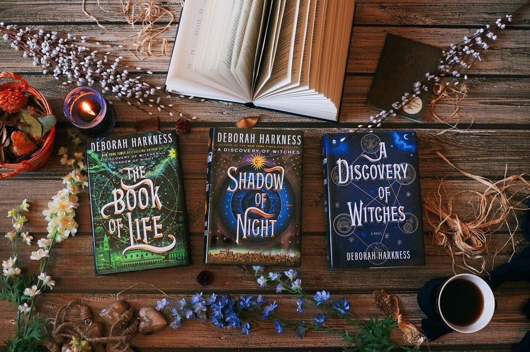 A discovery of witches a discovery of witches book of