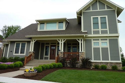 Choosing Exterior Paint Colors For Your