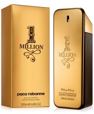 cd116c44b68d9 Paco Rabanne Men s 1 Million Eau de Toilette Spray