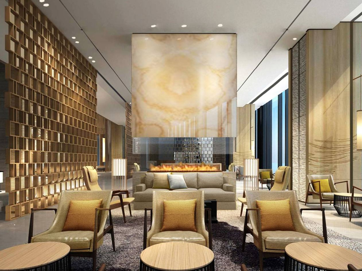 Here are some of the best hotel lobby ideas in different for Best hotel interior design