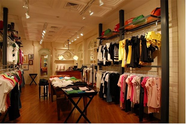 Shopping frustrations boutique interior clothing for Interior designs of boutique shops