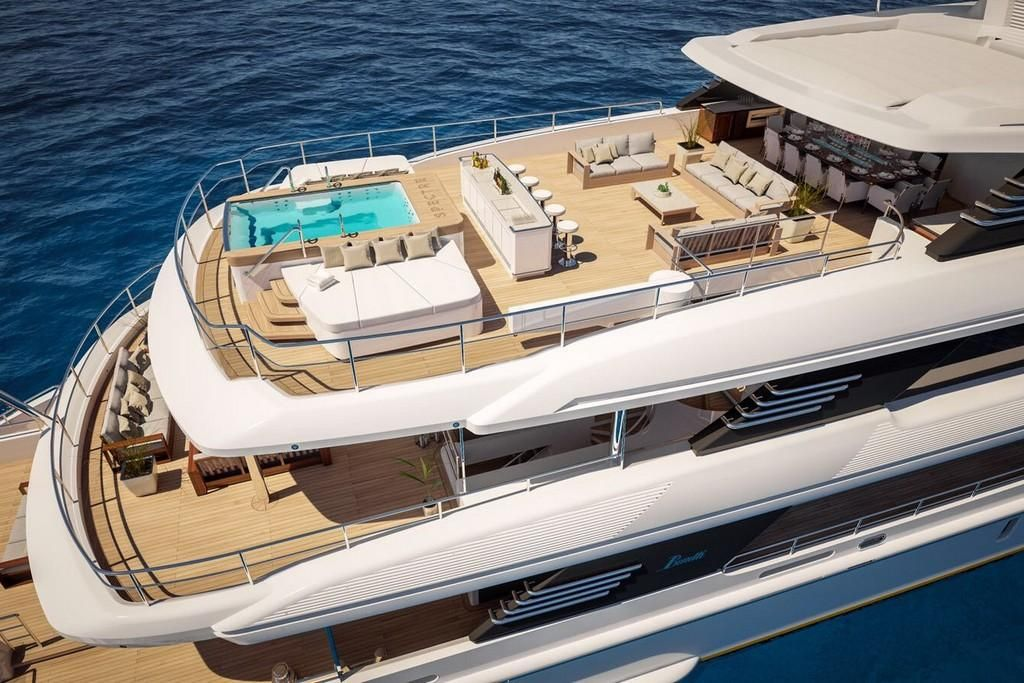 227 Benetti Spectre Denison Yacht Sales With Images Yacht