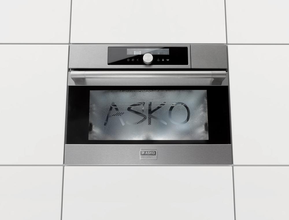 ASKO Forno a vapore Pro Series Elettrodomestici