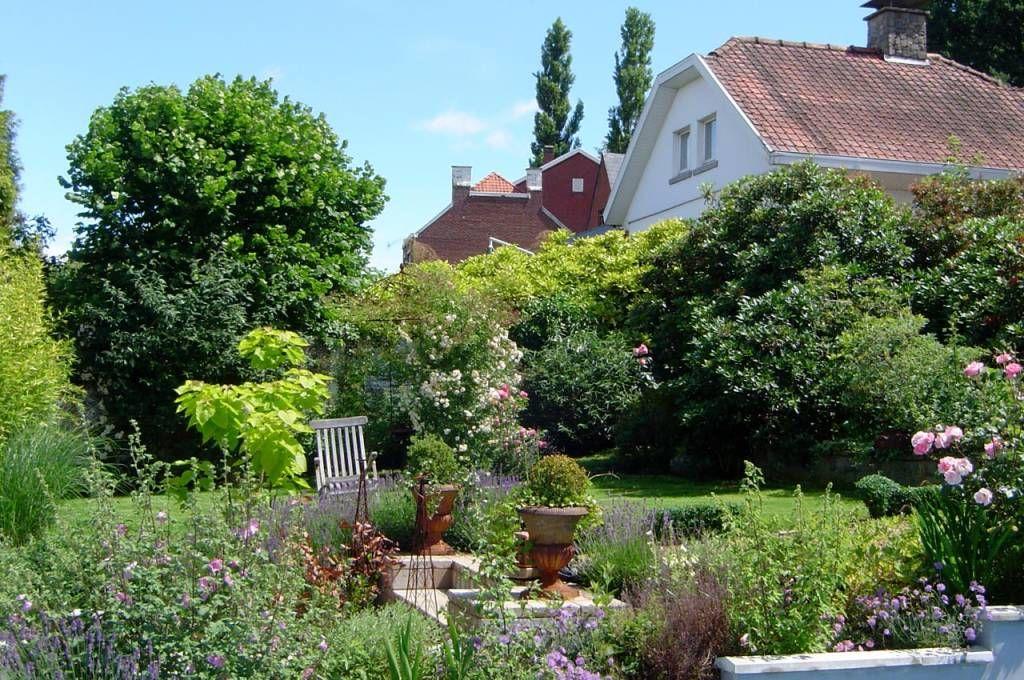 Jardines de estilo clásico de préaux gardens création
