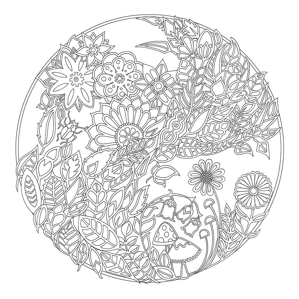 Image Result For Mindfulness Colouring In Mandala Ausmalen Malvorlagen Tiere Malvorlagen Zum Ausdrucken