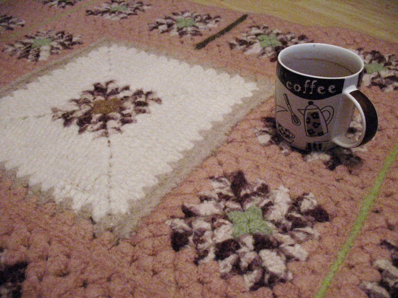 Badezimmerteppich Weiß ~ Patchwork teppich wollteppich verfilzt 100% schurwolle beige