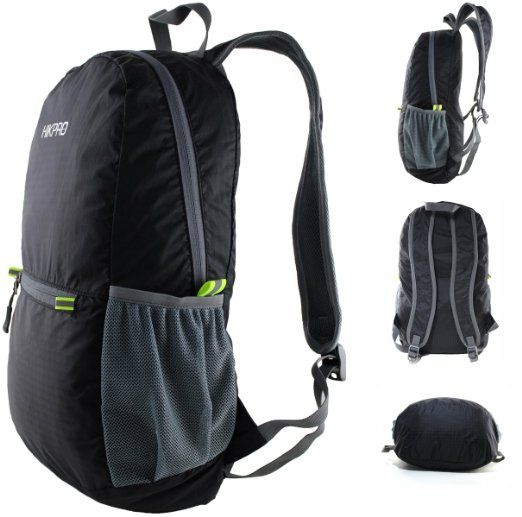 Amazon.com : 20L Ultra Durable Lightweight Packable Backpack ...