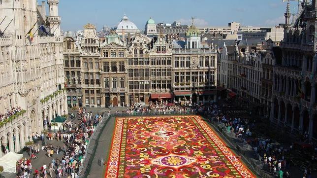 Buenas razones para descubrir Bruselas