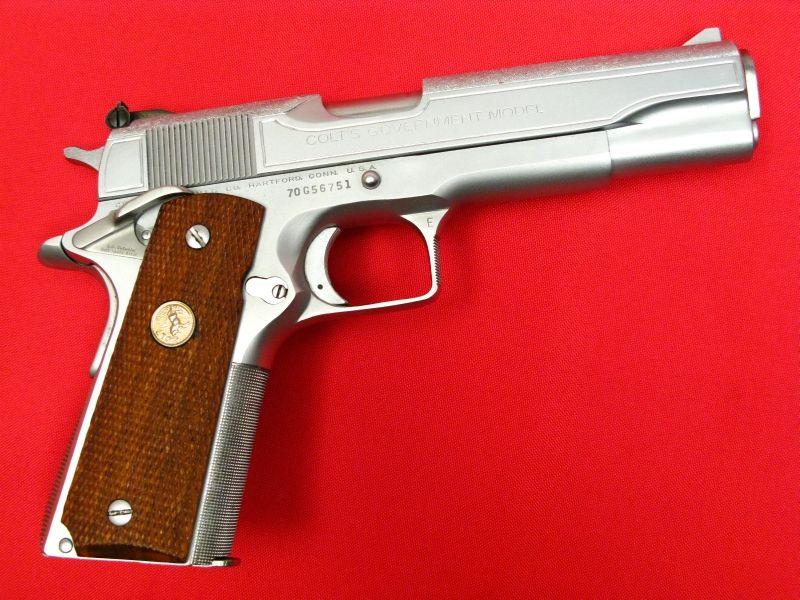 Armand Swenson - Colt 1911 .45 Early Classic Custom Pistol...Nice ...