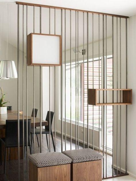 s paration pi ce 25 id es pour organiser l 39 espace int rieur projets essayer pinterest. Black Bedroom Furniture Sets. Home Design Ideas
