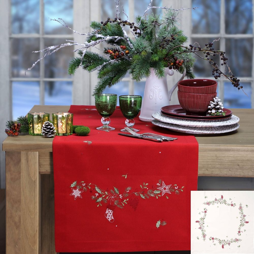 tischl ufer weihnachten sander tischw weihnachten 2017 christmas bows christmas. Black Bedroom Furniture Sets. Home Design Ideas