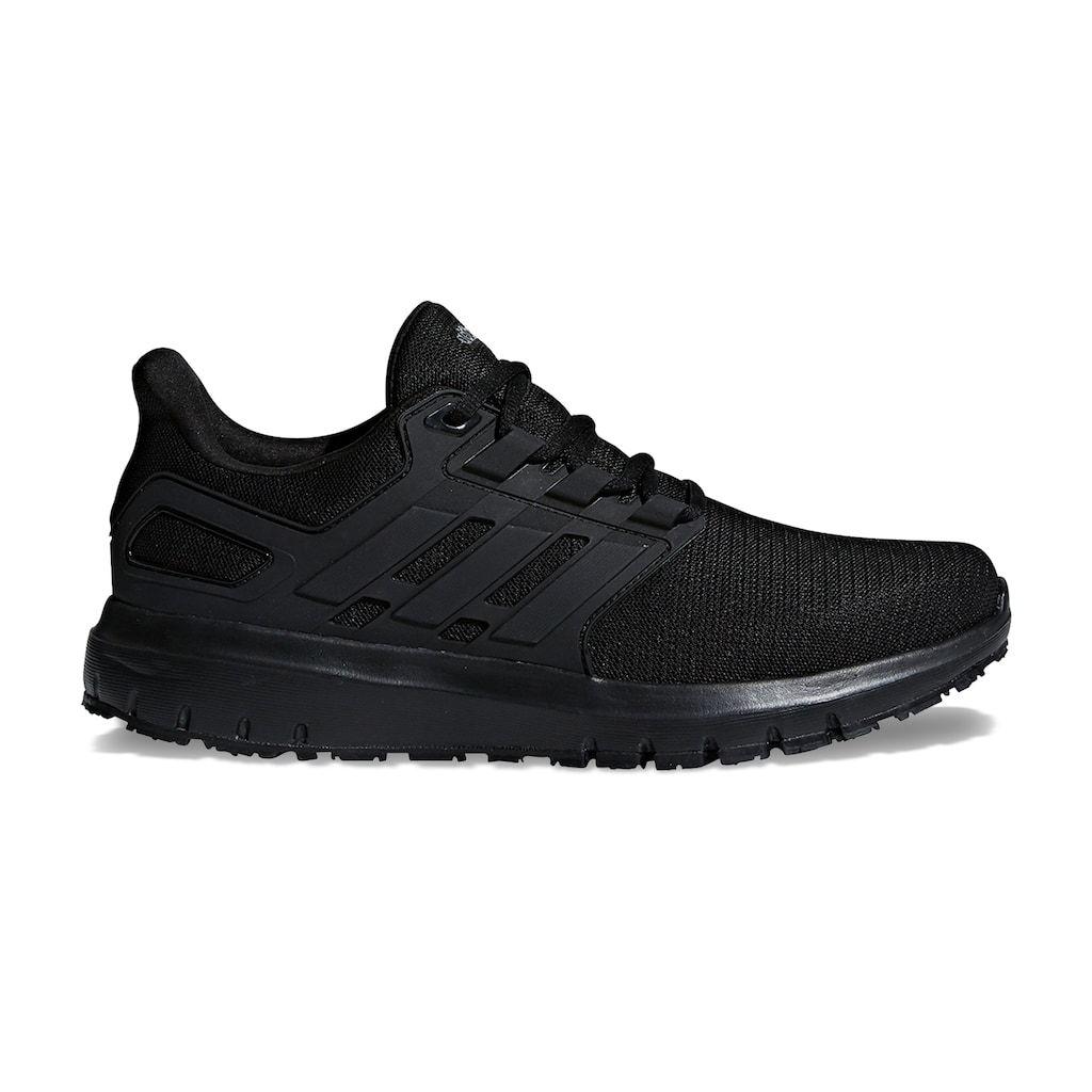 new arrival b9828 8720b Adidas Energy Cloud 2 Mens Running Shoes, Black