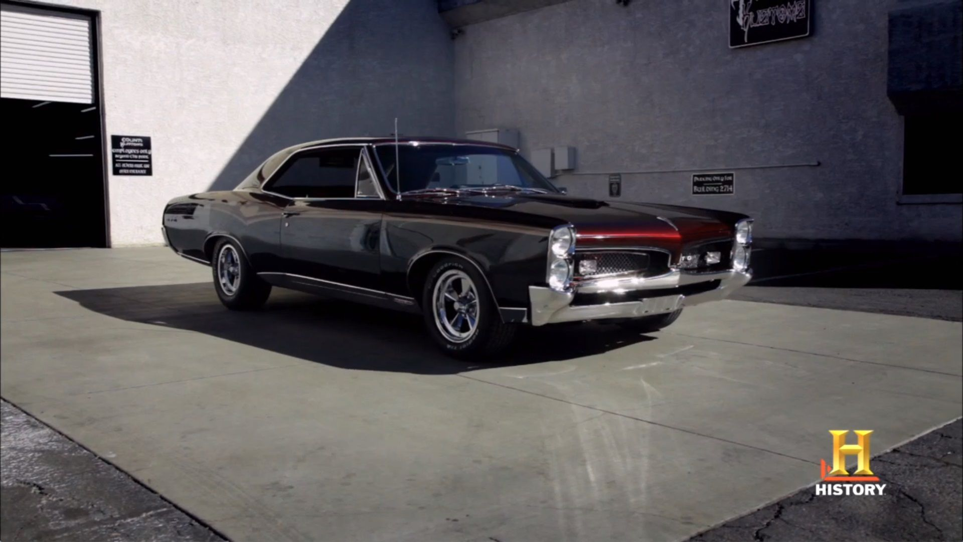 67 Gto Counts Kustoms On Counting Cars Front Qtr View Love