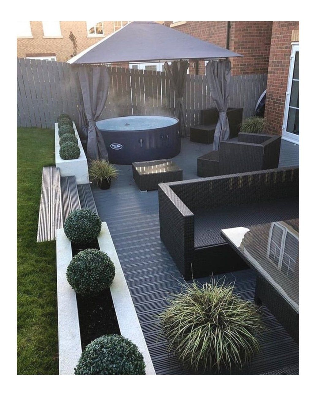 20+ Minimalist Garden Design Ideas For Small Garden ...