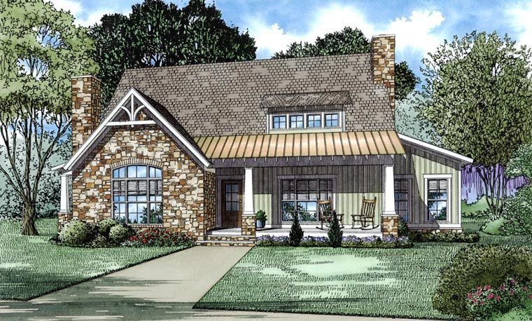 House Plan 82301 | Sell house, Sunroom and House