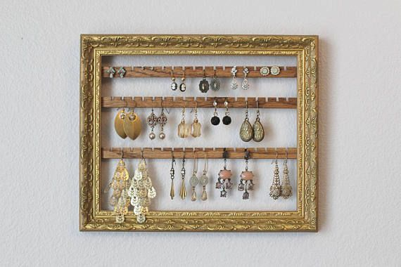 The perfect solution to your messy accessories pile Turn your
