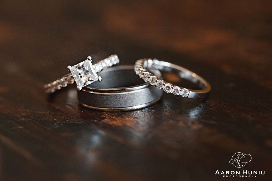 Beautiful Wedding Bands U0026 Rings | Stone Brewing Co. Point Loma Wedding | San  Diego
