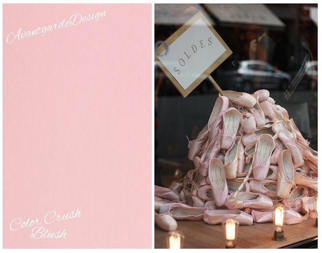 AvantGarde Design ColorCrushing: Soft Pale Pink { Blush From Envelopments} - Connecticut Wedding Design & Print Company