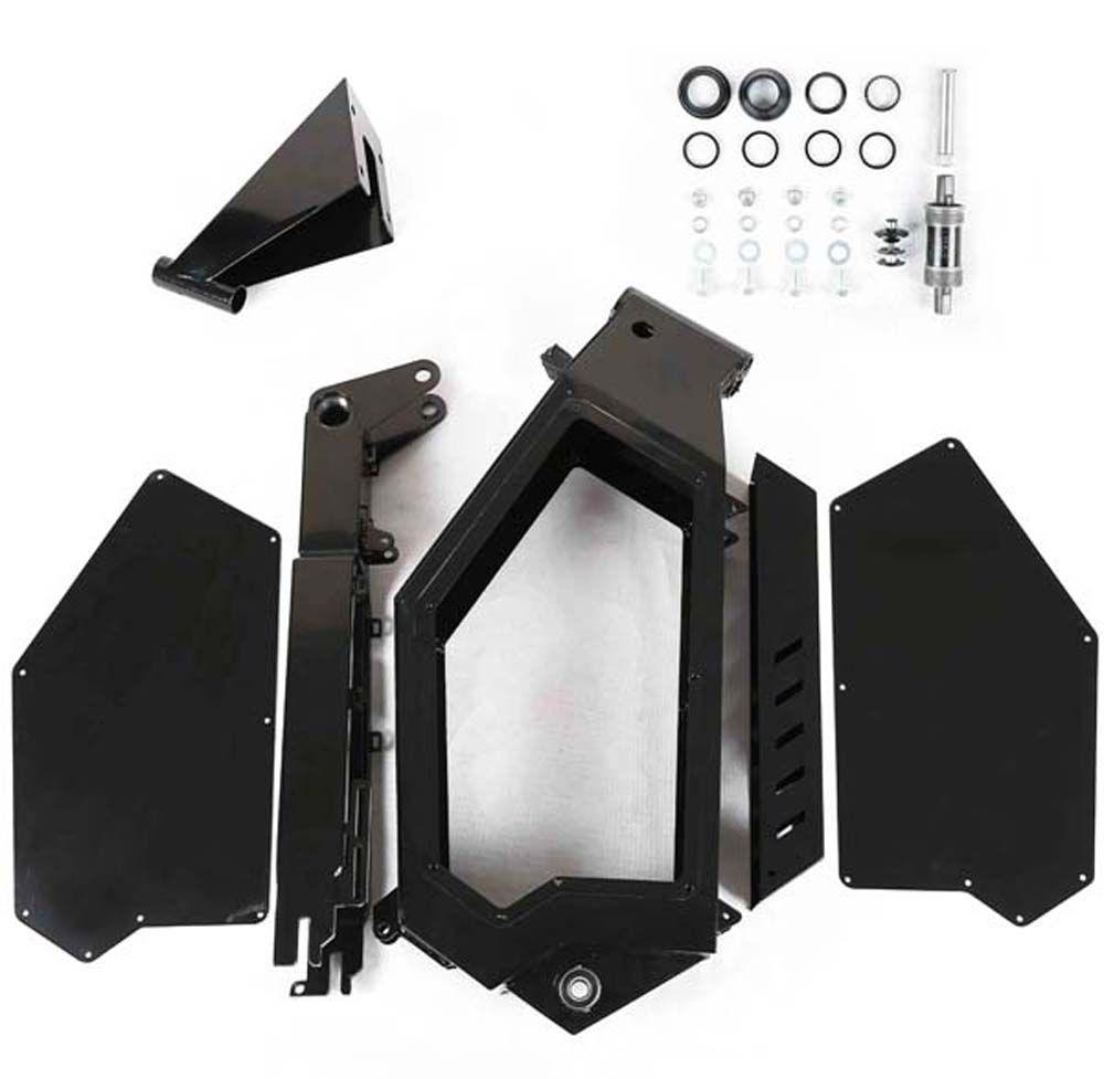 stealth bomber ebike frame-black | Stealth Bomber Ebike & Parts ...