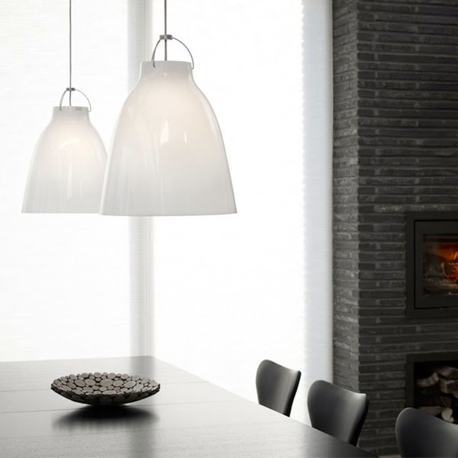 The Caravaggio Pendant Lamp Has Obtained The Status Of A