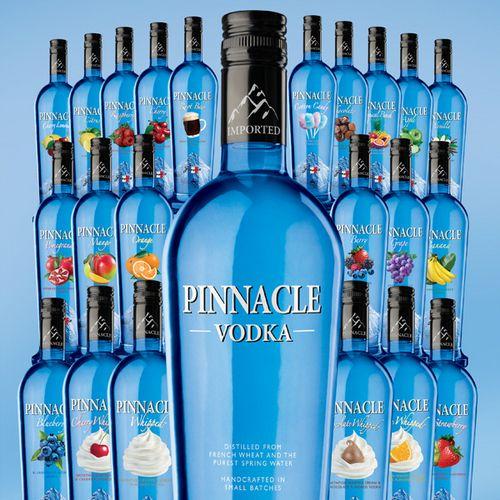 My favorite flavored vodkas! Orange Dream and Cherry Lemonade are my ...