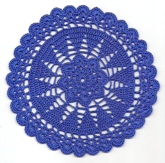Vintage Handmade Crochet Doily Lace Doilies Wedding Decoration Home ...