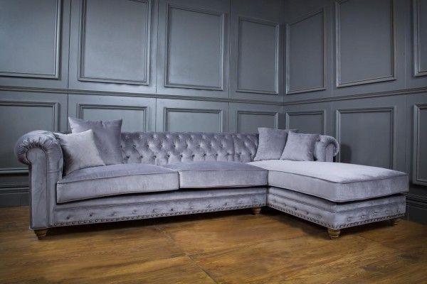 Ecksofa Springfield Landhaus Chesterfield Coastalhomes Sofa