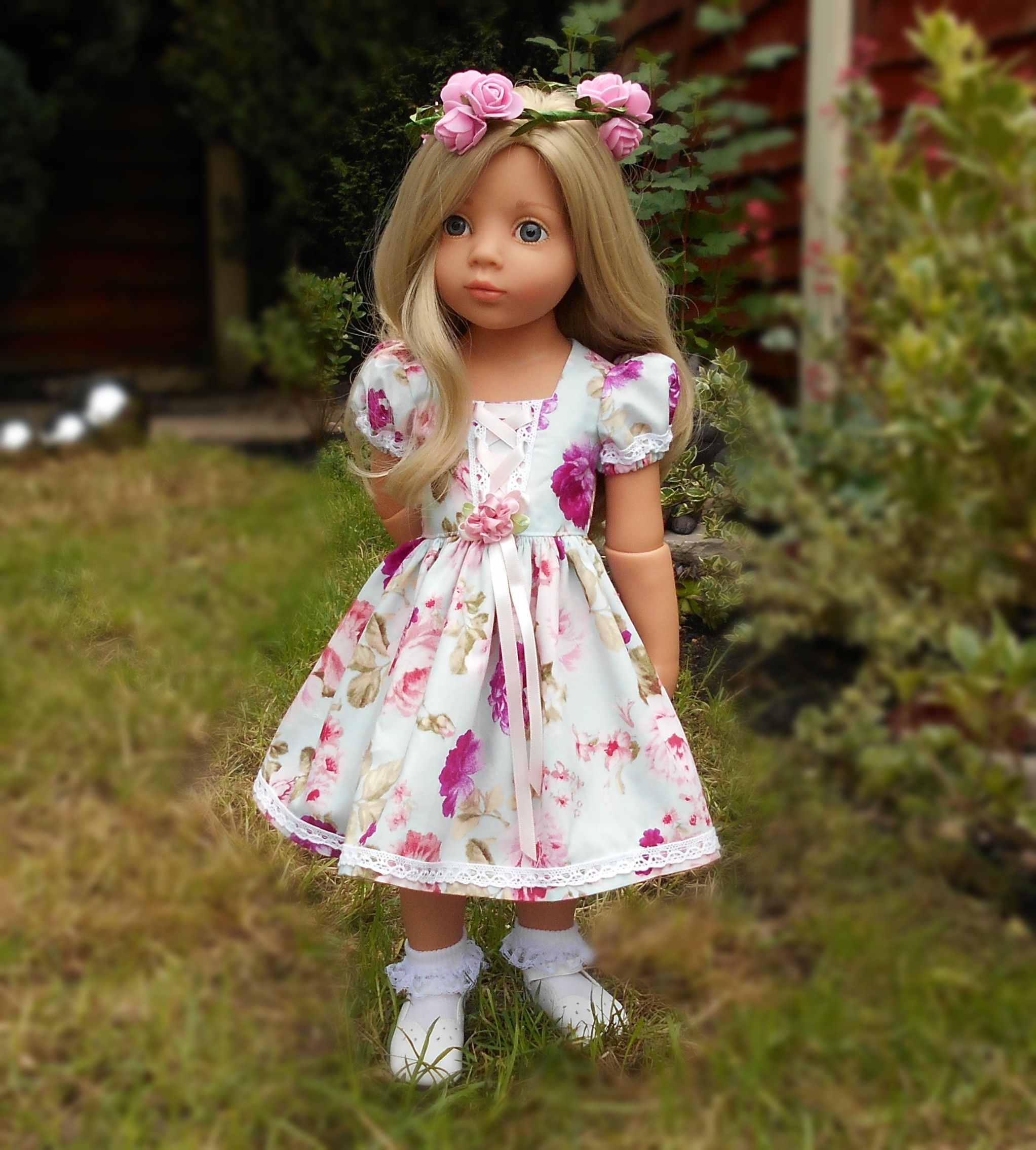 Картинки с платьями кукол