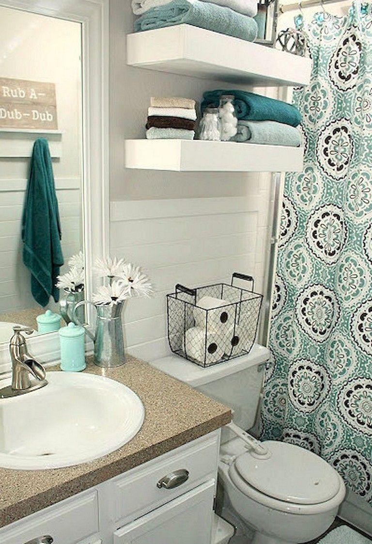 84 Small Apartment Bathroom Decoration