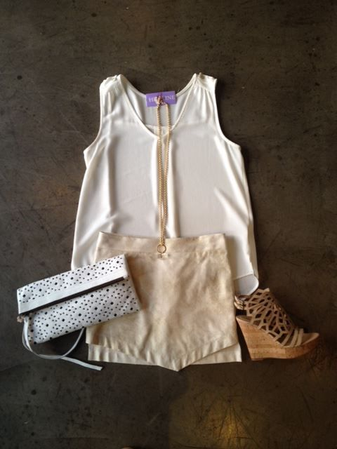 perfect for white out  hemline austin