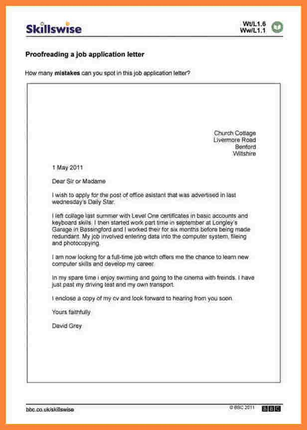 pdf ernship application letter sample format attendance sheet - resume proofreading