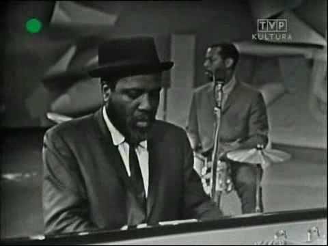 Tuesday Evening Jazz (or R&B, Blues): 'Round Midnight - Thelonious Monk, Poland, 1966 Enjoy..
