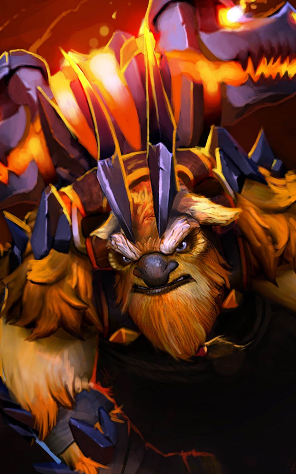 Earthshaker Dota  Imagenes Pinterest Dota  Wallpaper And Wallpaper