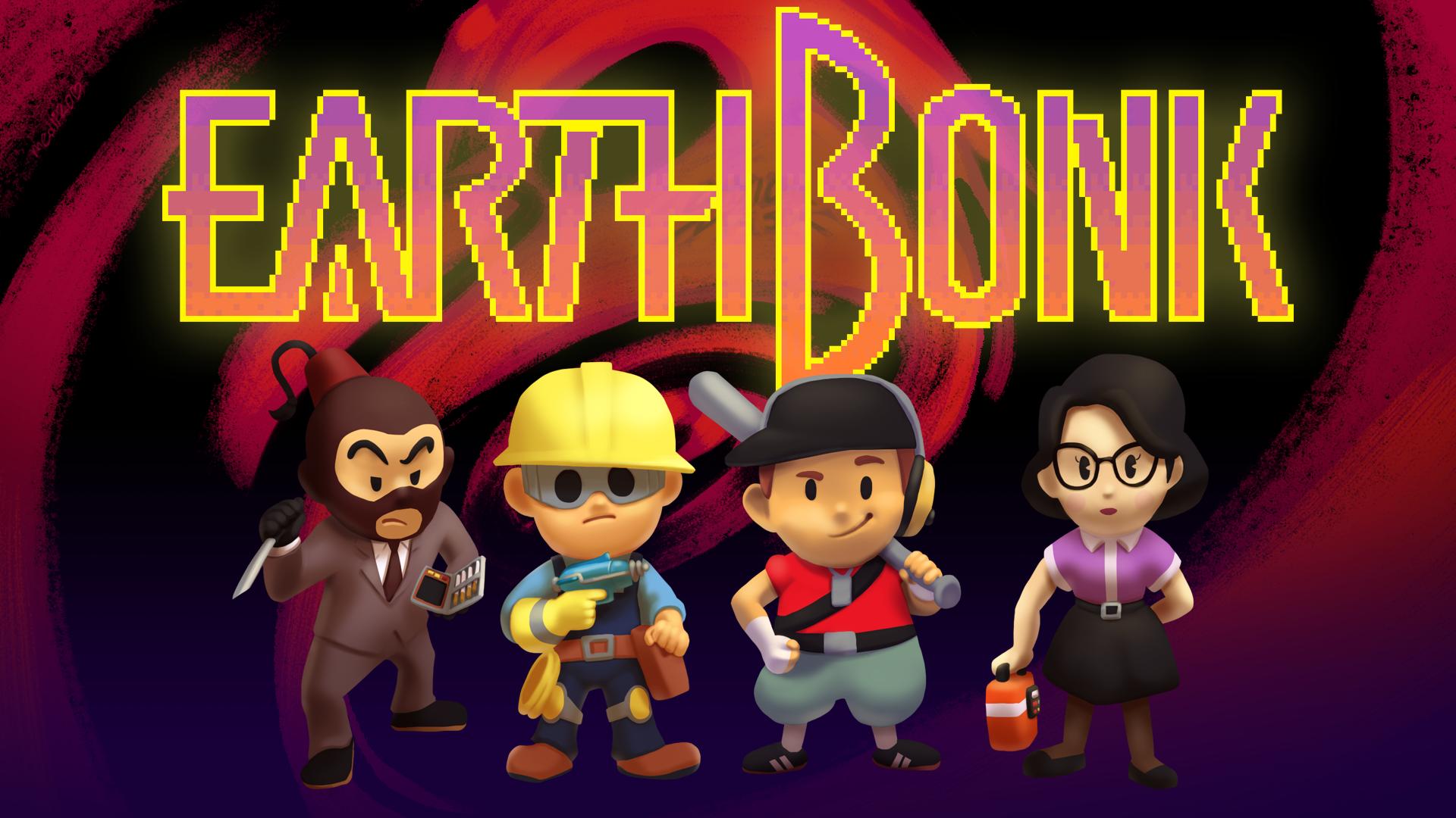Earthbonk Games Teamfortress2 Steam Tf2 Steamnewrelease Gaming Valve Fan Art Anime Gamer Girl