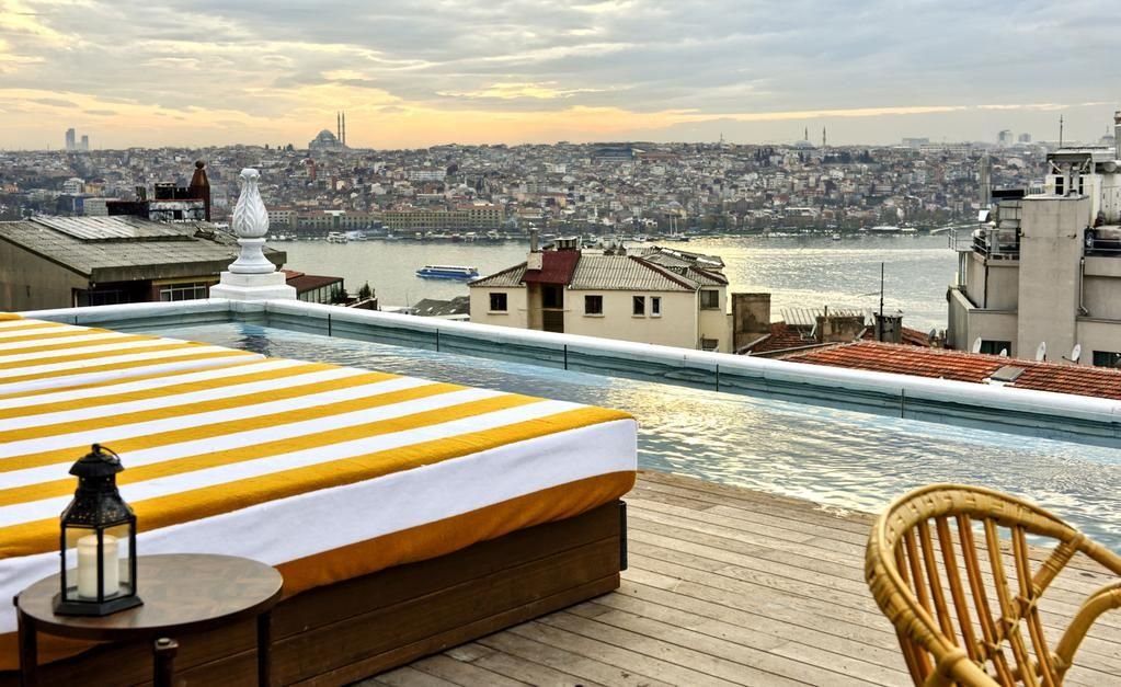 Soho House settles its latest addition in Istanbul's creative district, Beyoglu: http://po.st/kDsFBO