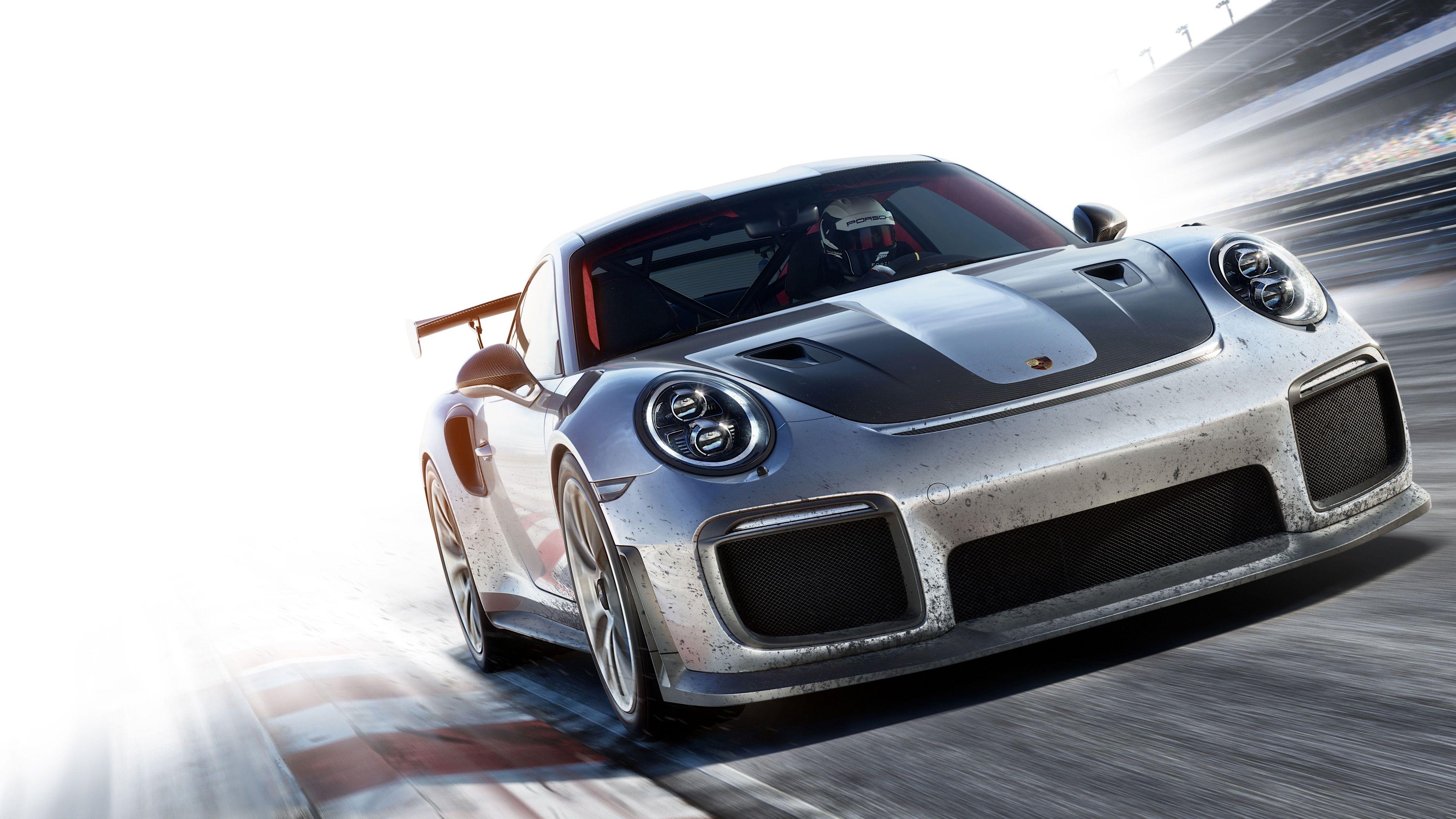 3840x2160 Forza Motorsport 7 4k Hd Wallpaper 1080p Forza Motorsport Porsche 911 Gt2 Rs Motorsport