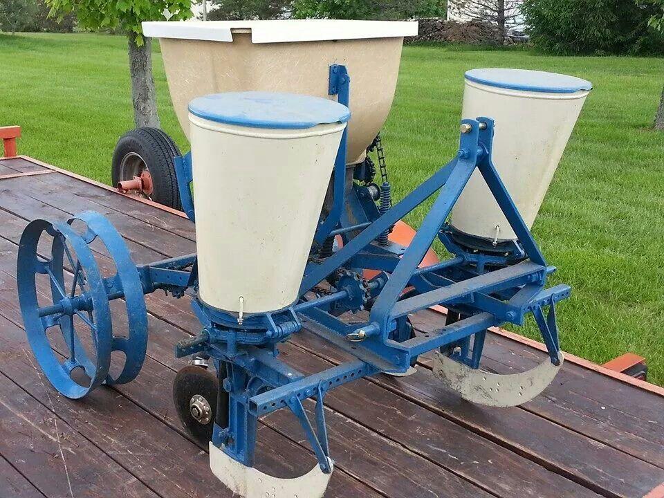 Ford 309 2 Row Corn Planter Tractor Implements Farm Equipment Tractor Accessories
